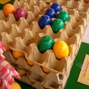 ostereier oder dioxin-eier