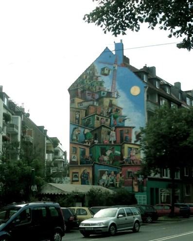 Wandbilder in Bilk