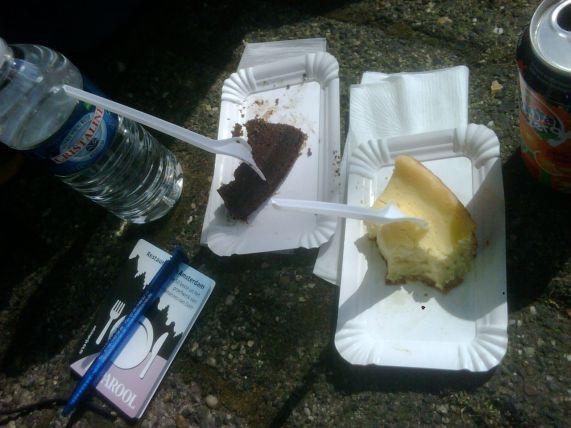 den besten Kuchen der Welt gibt es in Amsterdam