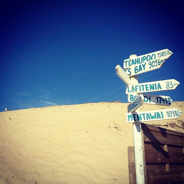 Schöne Orte mit Wellen und Sonne :-)