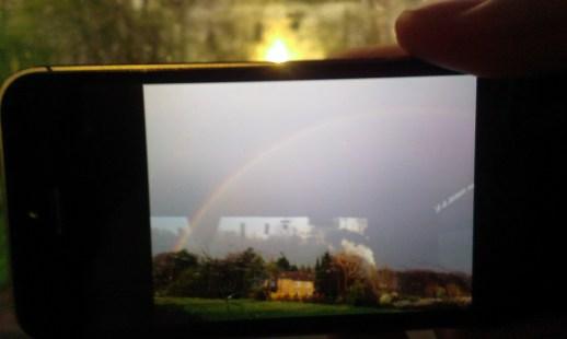 Das Regenbogenbild. Besser gings nicht ;)