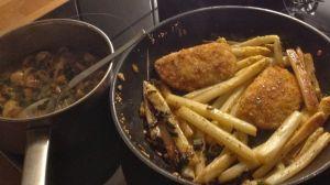 lecker kochen