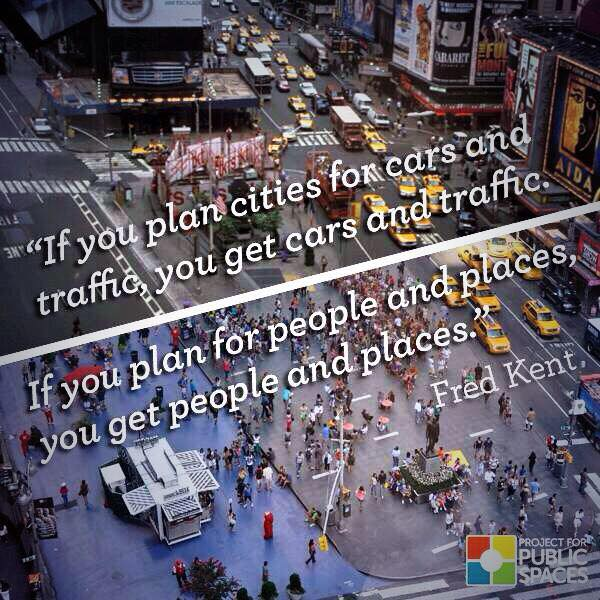 Die Stadt erzeugt Mobilität erzeugt Stadt