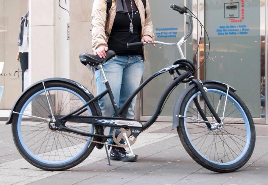 Suchmeldung: Fahrrad aus dem Fahrradkeller geklaut