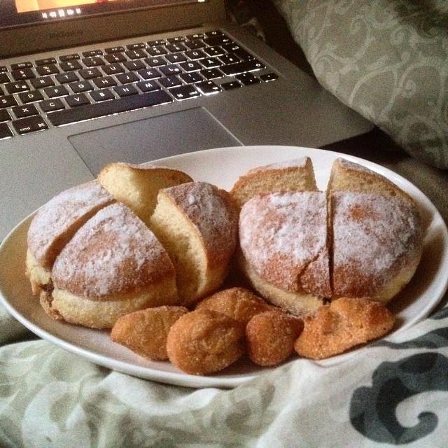 Dieser Karneval beeinflusst auch die Frühstücks-Gewohnheiten :-)