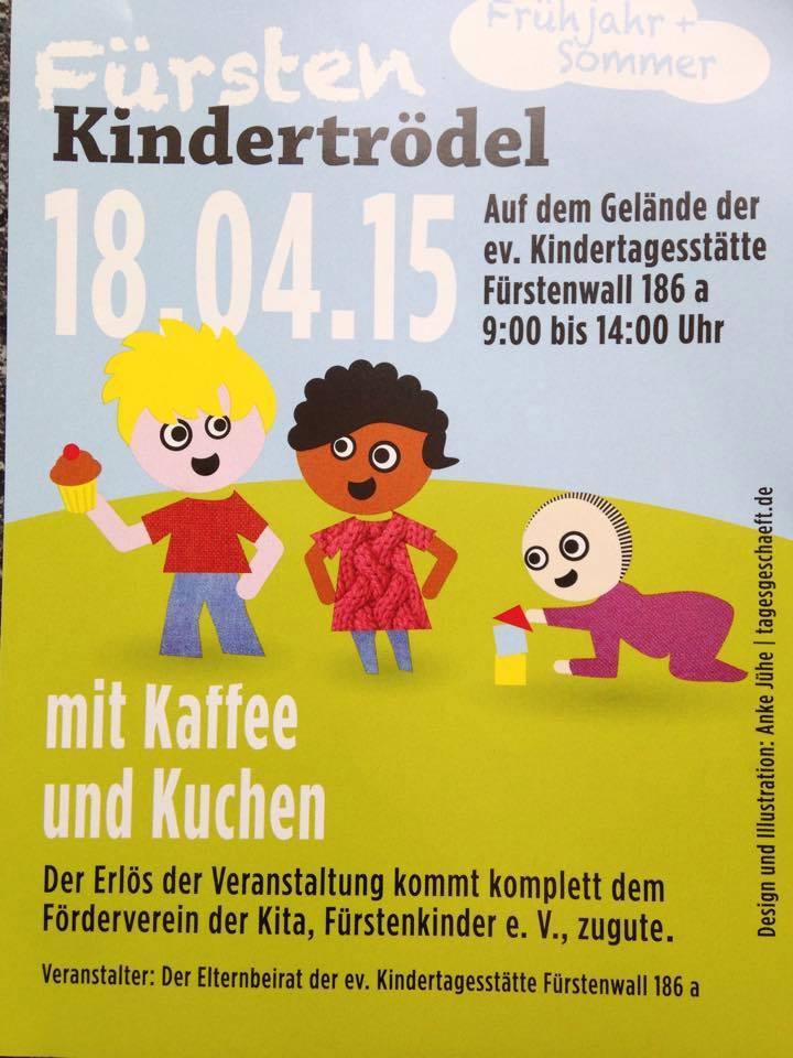 Kindertrödel in Bilk