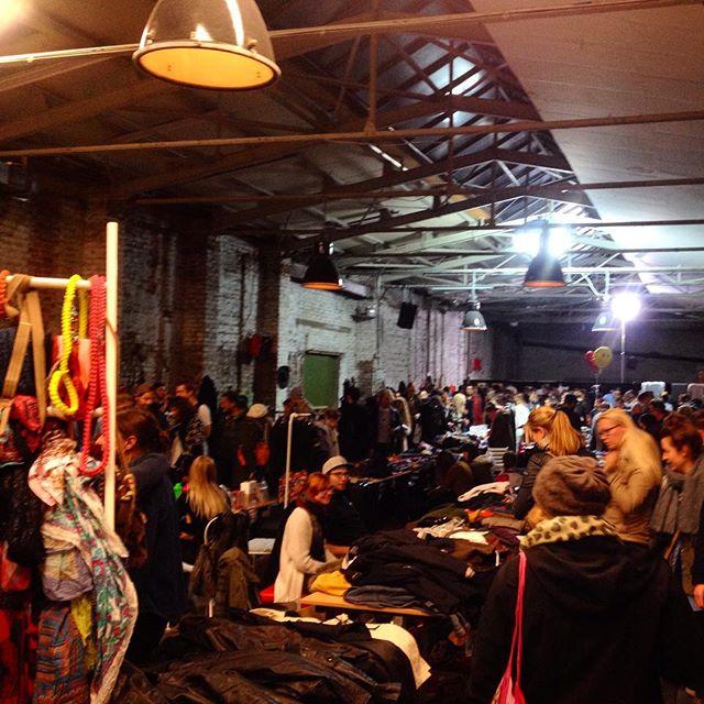 Nachtflohmarkt im BouiBouiBilk – immer wieder schön.