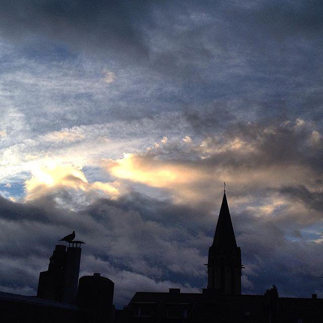 Heute ist wieder mal WolkenRennen angesagt :-)