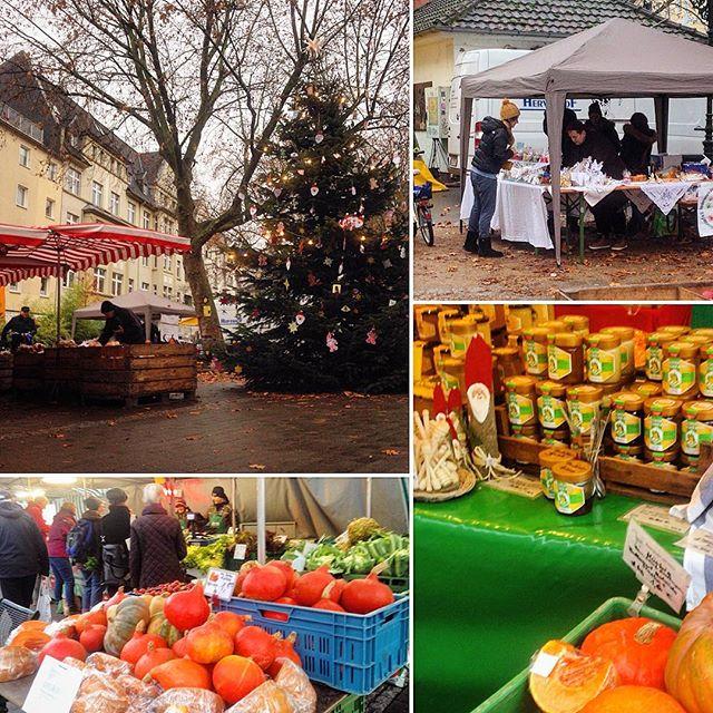 Gemüse und Obst im Winter einkaufen