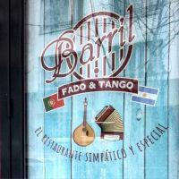 Barril - ein kleines Fado & Tango Restaurant in Unterbilk