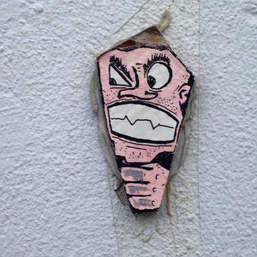 Mit #streetart wird der Straßenraum zur ...