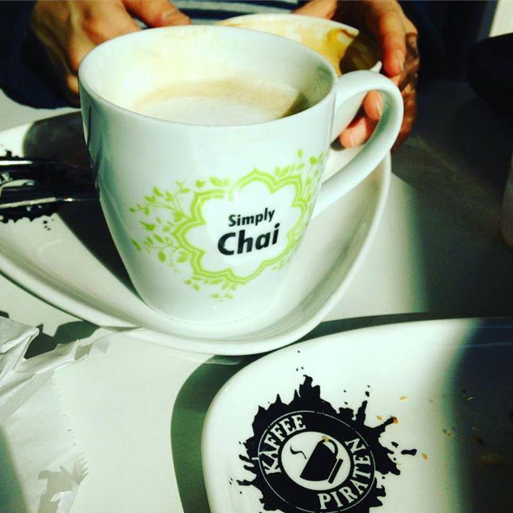 Einfach nur 'nen Tee für mich, danke :-)