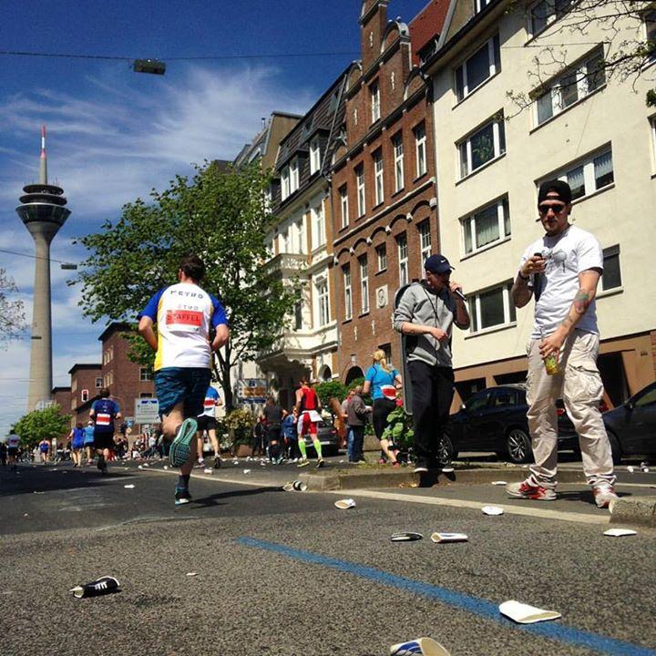 Düsseldorf rockt & rappt die Strecke :-)