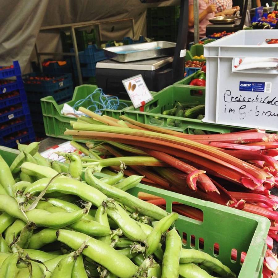 Frisches Obst und Gemüse direkt vom Erzeuger