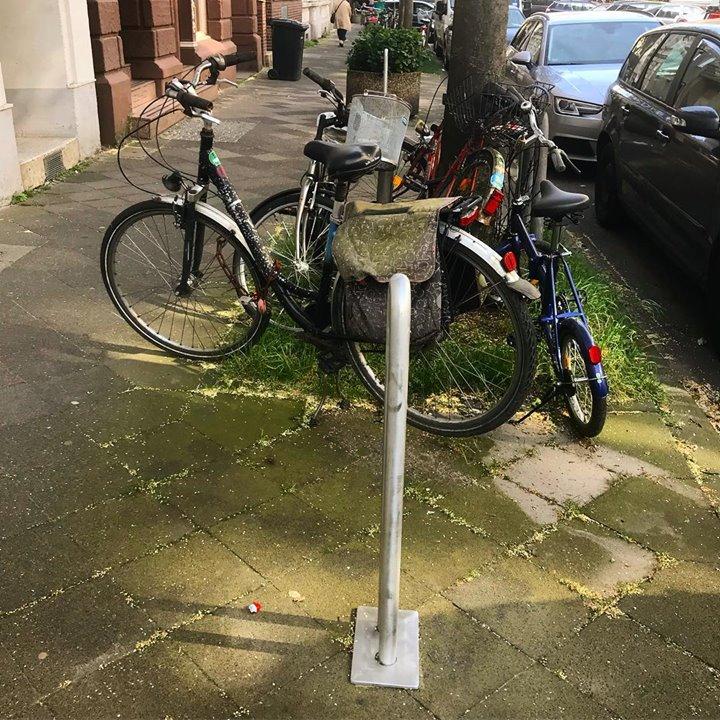 Stadtmöbel verändern (hoffentlich) unsere Mobilität.