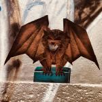 Urban Gargoyle wacht über uns.