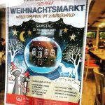 Weihnachtsmarkt & Zauberwald im Südpark
