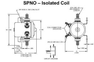 Warn Winch Solenoid Wiring Diagram  Somurich