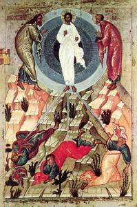 Transfiguration, Novgorod School, 15th