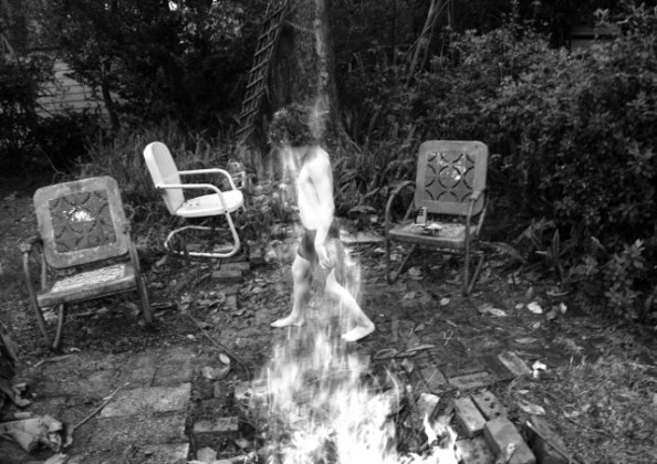 benney in fire