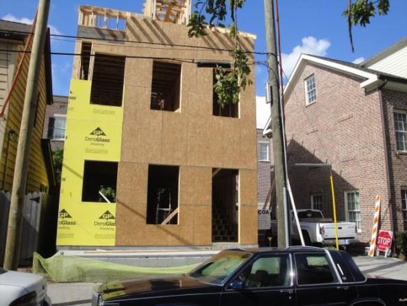 SAV - new house on Berrien