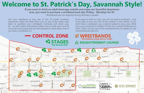 Wristband-and-Stage-Map