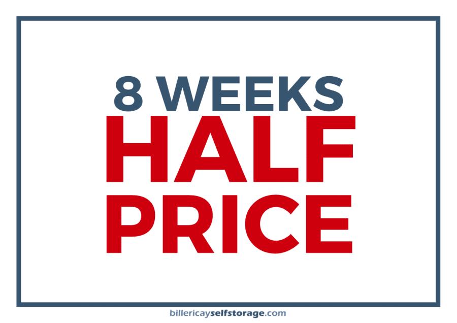 half price storage