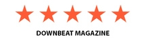 Down Beat Magazine Five Star Rating