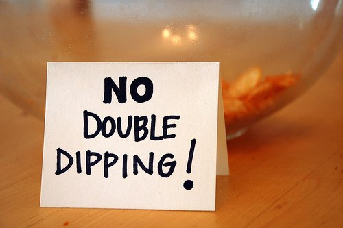 double-dipping