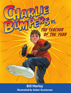 Charlie Bumpers vs. the Teacher of the Year book cover