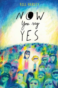 Now You Say Yes Cover