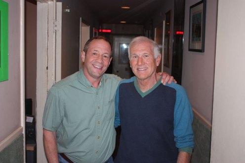 Former Disney Producer, Bob Garner.