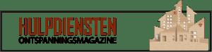 Hulpdiensten Ontspanningsmagazine Logo