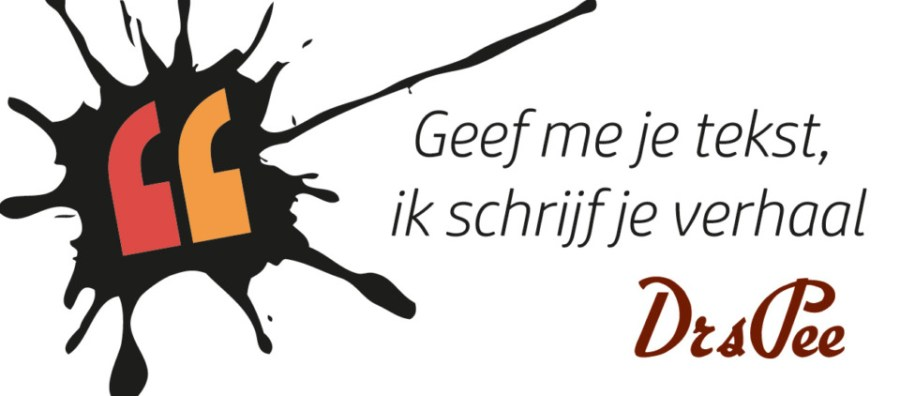 Grafisch Werk - Logo voor Tekstbureau DrsPee
