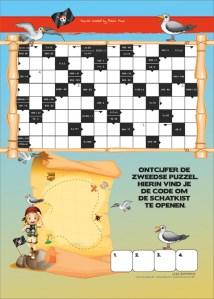 Puzzel Kinder Puzzel Boek zomer 2017