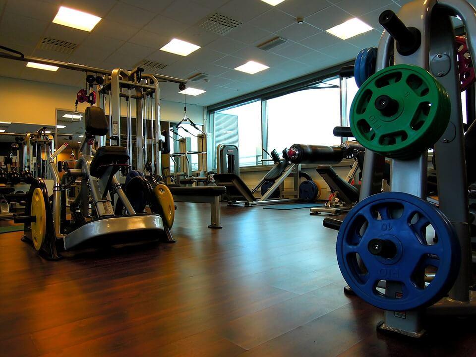 Hjemme gym