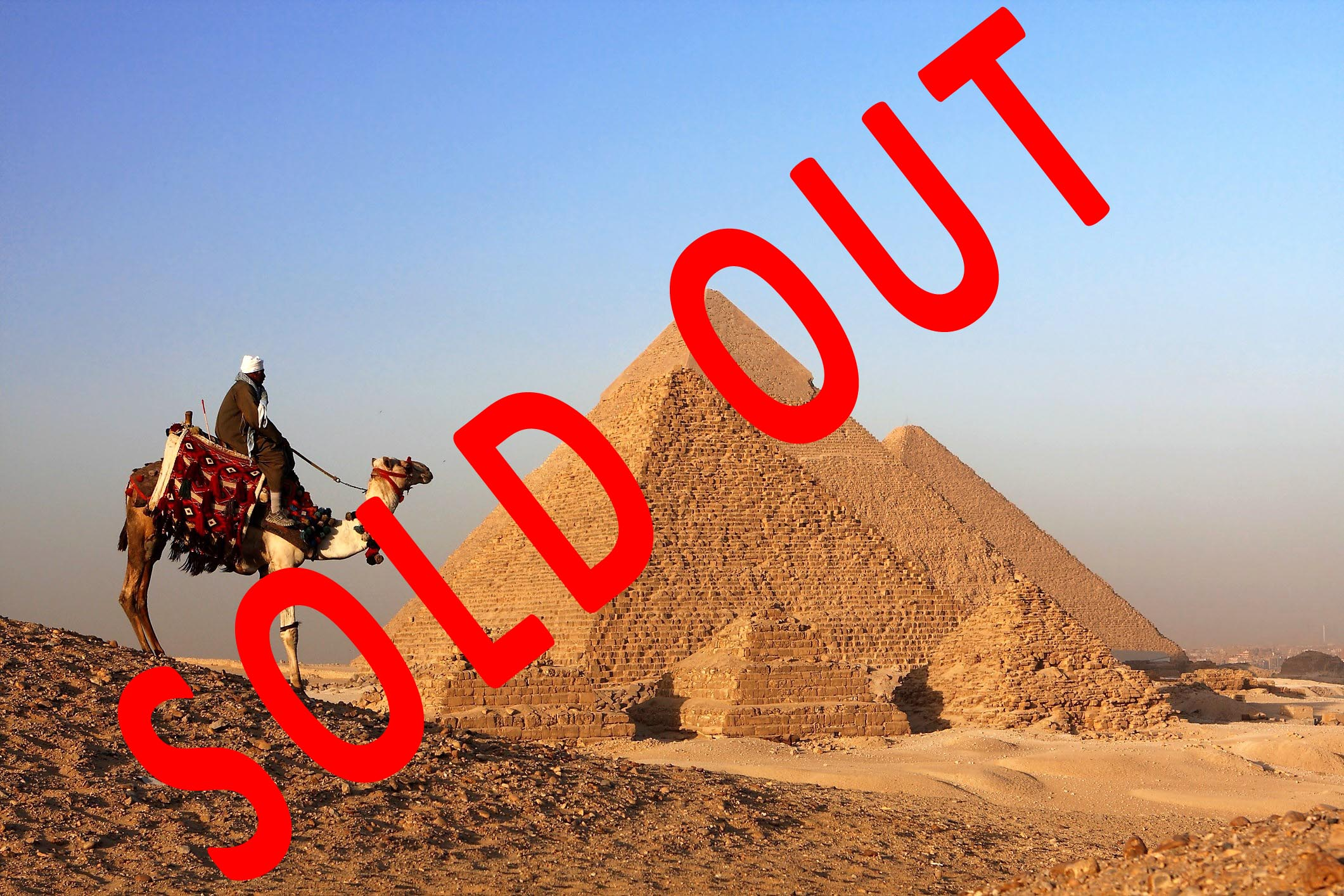 Trips Egypt Pyramids