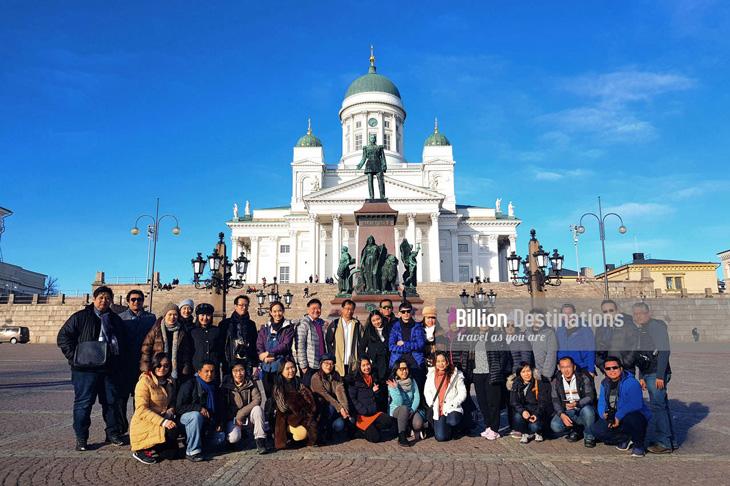 Tour Helsinki, Finland