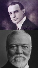 Andrew carnegie and napoleon hill