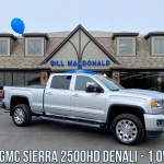 Trucktuesday Used 2019 Gmc Sierra 2500 Hd Denali For Sale Bill Macdonald Ford Inc Blog