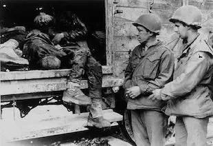 Dachau Liberation