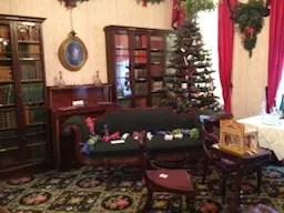 Dickens Living Room