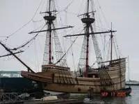 History of Thanksgiving: Mayflower II