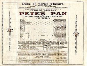 Peter Pan Play