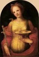 History of Santa Lucia: Luciadagen — St. Lucy's D…