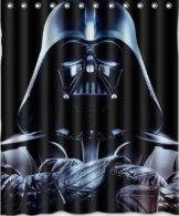 Vader Shower Curtain