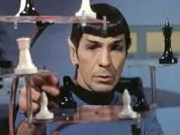 Spock 3D chess
