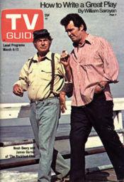 Rockford Files TV Guide Cover