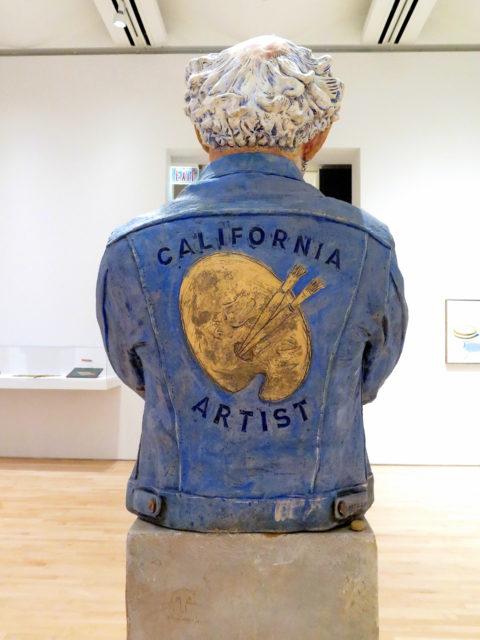 See? California Artist! SFMOMA, San Francisco, United States, North America.