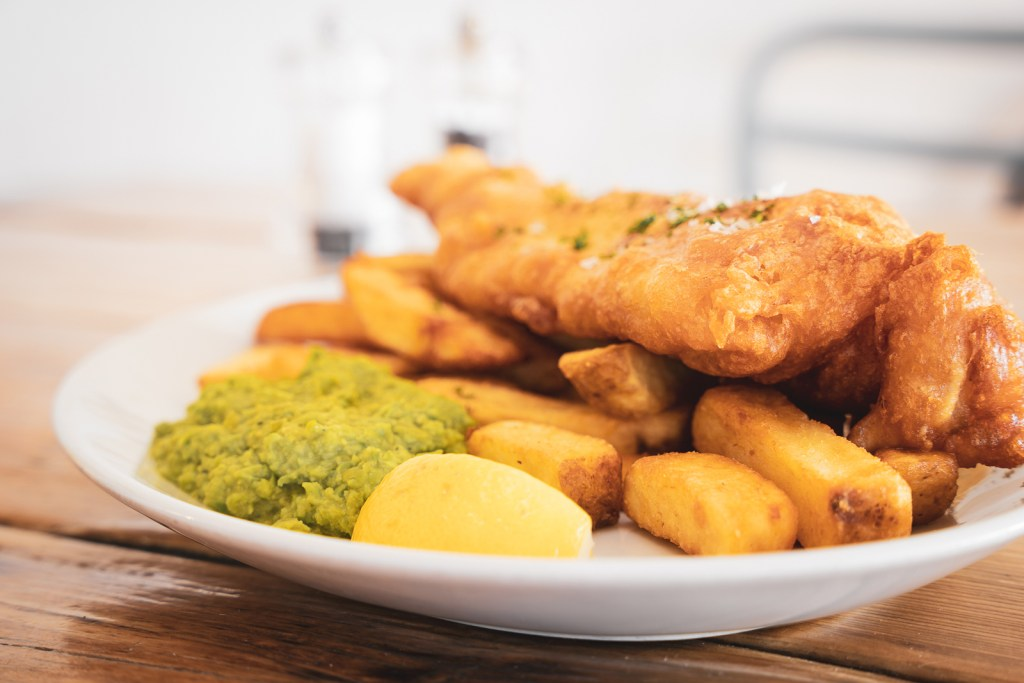 Billy's On The Beach Fish & Chips
